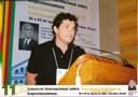 Xiscanoé ganha prêmio em Simpósio Internacional